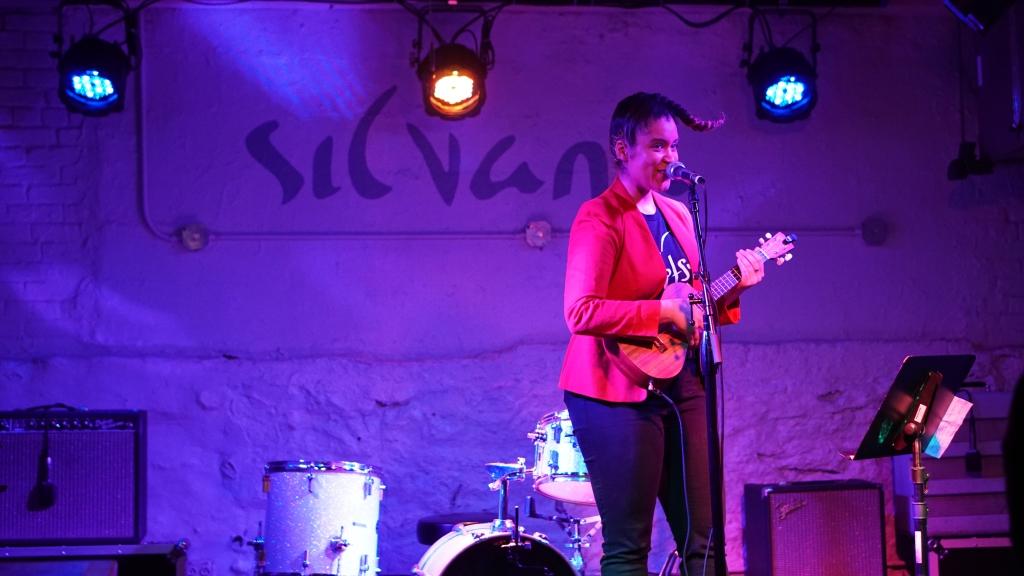 Daphné Essiet at Silvana in New York